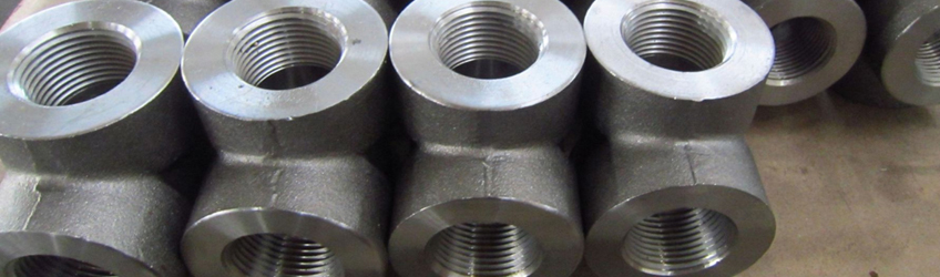 ASTM A182 F9 Alloy Steel Forged Fittings