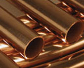 Copper Nickel Pipes & Tubes manufacturers offers Copper Nickel Welded Pipes at best price